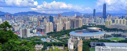 明朗假期不知道去何处?这里有深圳十区游玩指南!