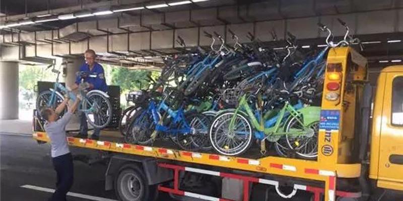 """共享单车下半场:被反噬的自行车""""王国"""""""
