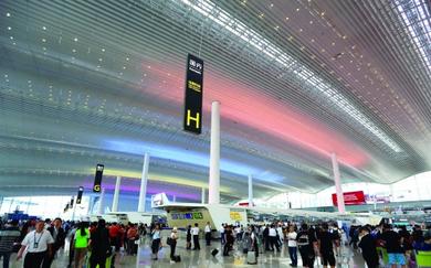 白云机场T2航站楼再进12家航空公司