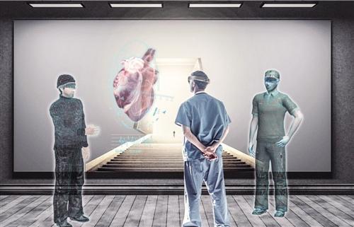"""""""黑科技""""入场医疗业: MR技术或改变精准手术、远程医疗场景"""