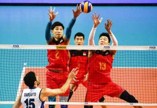 中国男排1-3不敌塞尔维亚 世联赛总战绩3胜12负