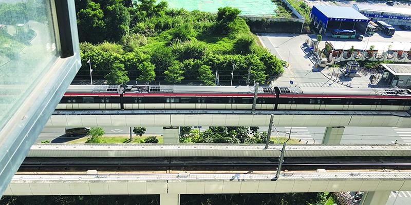 """深圳地铁4号线上塘站噪声扰民 被列入""""环保督察回头看""""项目"""