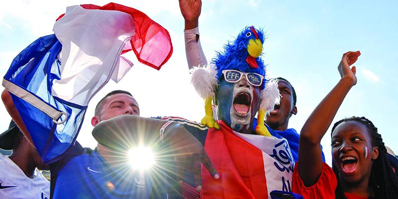 世界杯踢到最后,就是谁脸皮更厚谁就留下