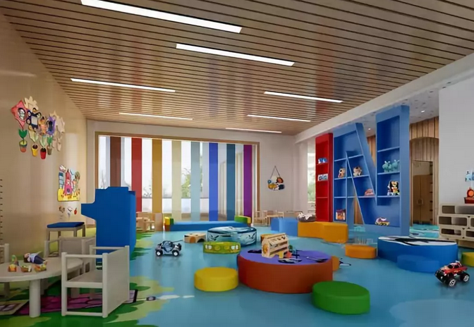 缓解公办学前教育压力 深圳今年将增150所新型公办幼儿园