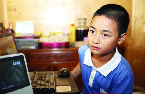 """12岁""""编程少年""""要像乔布斯一样改变世界"""