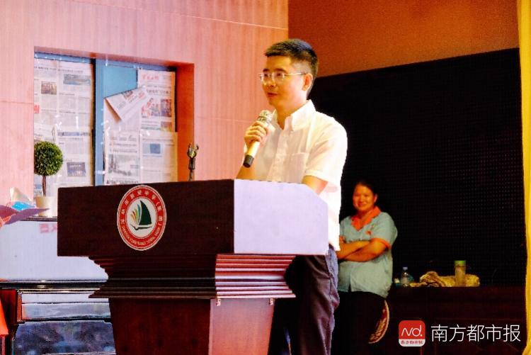 深圳高中首批录取分数线出炉 这位校长给学生写了封三千字长信