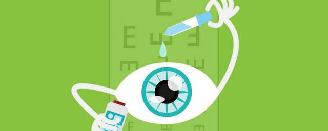 缓解眼睛疲劳的眼药水不宜频繁用