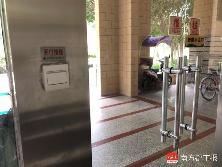进出都要刷卡遇上火灾断电咋办 深圳不少出租屋仍在用这种门禁