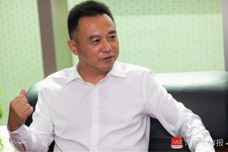 民政局局长廖远飞说了一句让深圳人放心的话