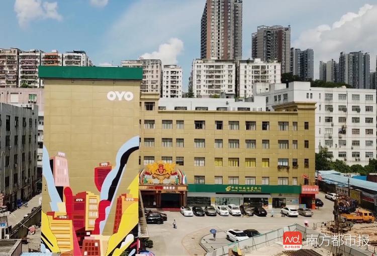 这家深圳酒店创造了一个记录