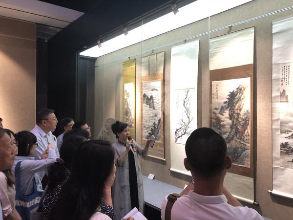 佛山巨匠,载誉归来——画坛宗师黄君璧画展首度落地故乡佛山