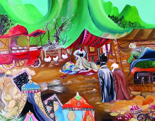 首届深圳大芬国际油画双年展即将开幕,264幅作品等你赏