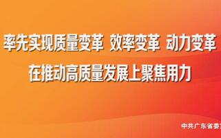 学习宣传贯彻习近平总书记视察广东重要讲话精神宣传画(六)