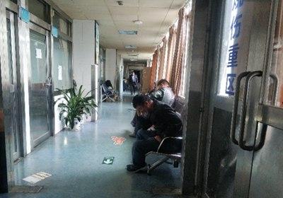 不需要筹款了,深圳被烧伤老人走了