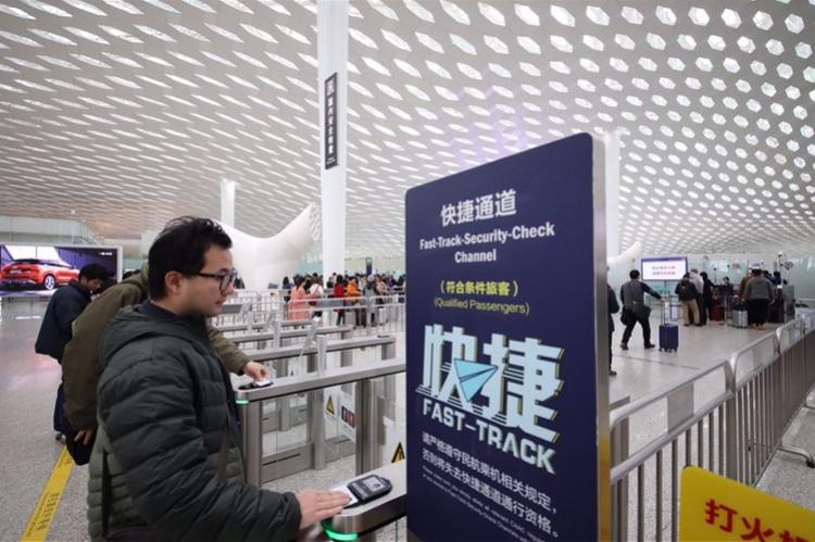深圳机场去年迎送旅客近5000万,还创下这3个第一