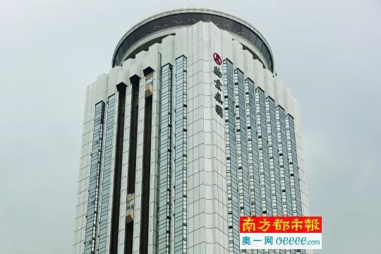 深圳艺术  罗湖的建筑几何