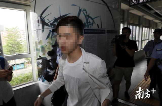 """王源都接受调查了 深圳这位""""逃跑男""""你在哪?"""
