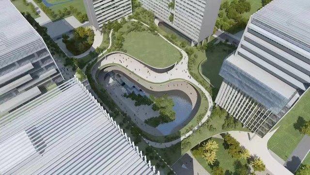 光明科学城启动区项目完成桩基工程
