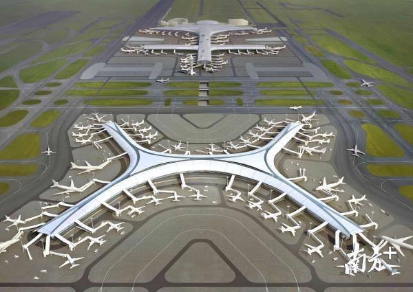 深圳机场卫星厅项目全面复工,预计明年建成投用