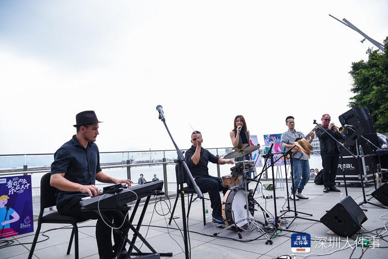 海边音乐会免费听!十个乐团将连番上场