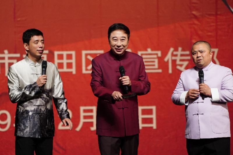 冯巩、姜昆都来!深圳这个喜剧艺术节将有5场相声还能免费看