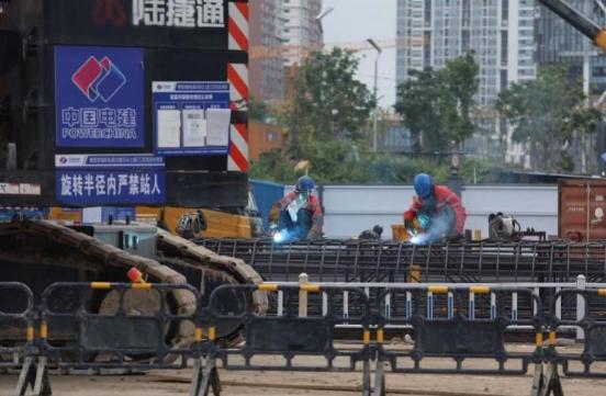 穗莞深城际铁路深圳机场至前海段建设提速,前海站下月开挖