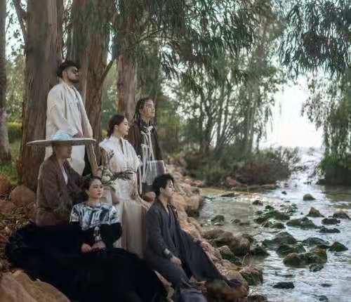 """""""未来民族""""专辑发售,歌迷见面会将在深圳举行"""