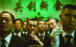 """贾樟柯的""""江湖"""",自己的电影宇宙"""