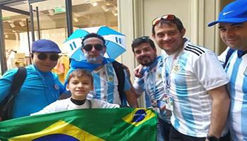 深圳球迷赴俄看世界杯人均花费4.5万!