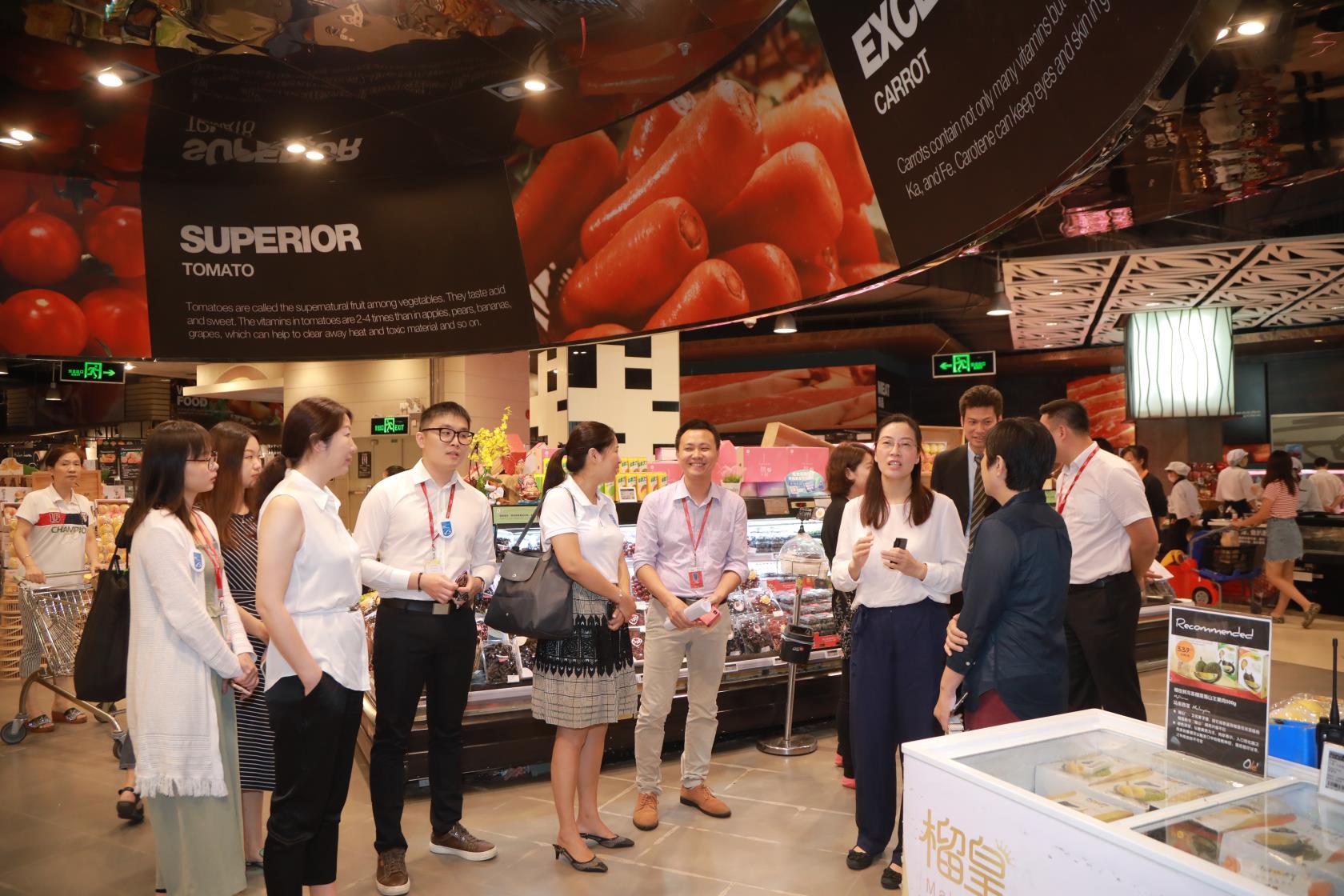 """第五届2018 """"可持续海鲜周""""在上海和深圳两地的Olé精品超市同时开启"""
