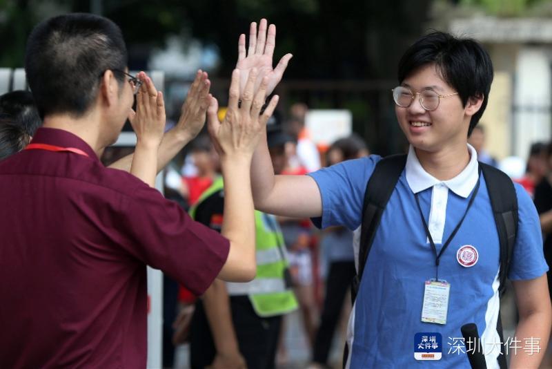深圳2019年中考中招政策公布!第二批民办普高调至第一批录取