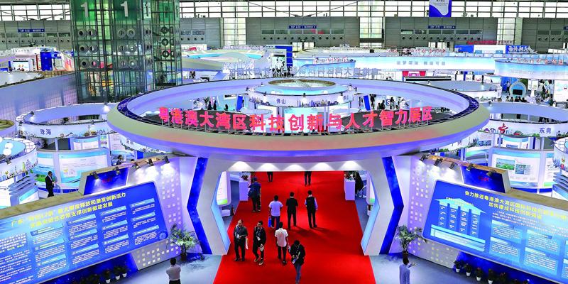 中国国际人才交流大会在深开幕,湾区11城市人才政策集中展示