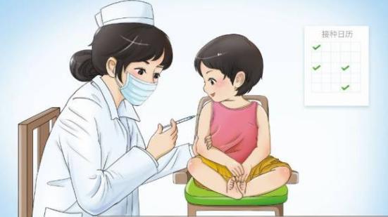 最全最新的疫苗接种时间表,家长必藏!