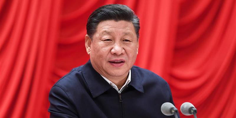 习近平同蒙古国总统巴特图勒嘎举行会谈