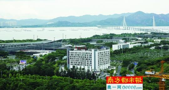 深圳龙岗又引进一所名校 新校今年9月开学