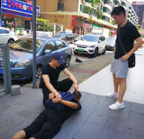 深圳一惯偷晚上潜入医院睡下,凌晨起来偷病人家属手机