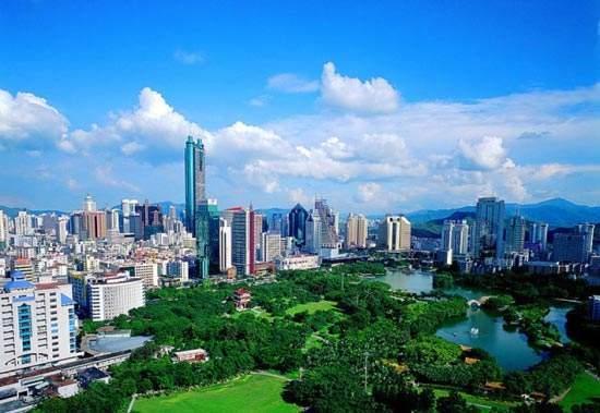 深圳7月PM2.5浓度排名公布!新湖街道垫底