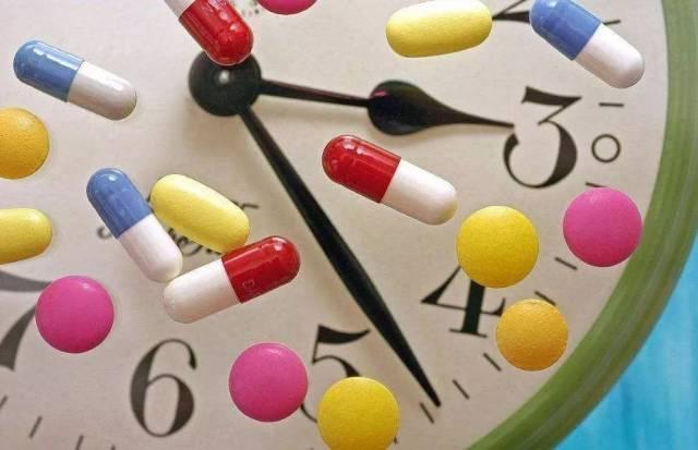 药物服用的十二时辰,你知道吗?