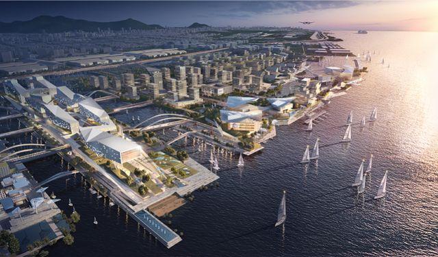 深圳海洋新城新版规划曝光