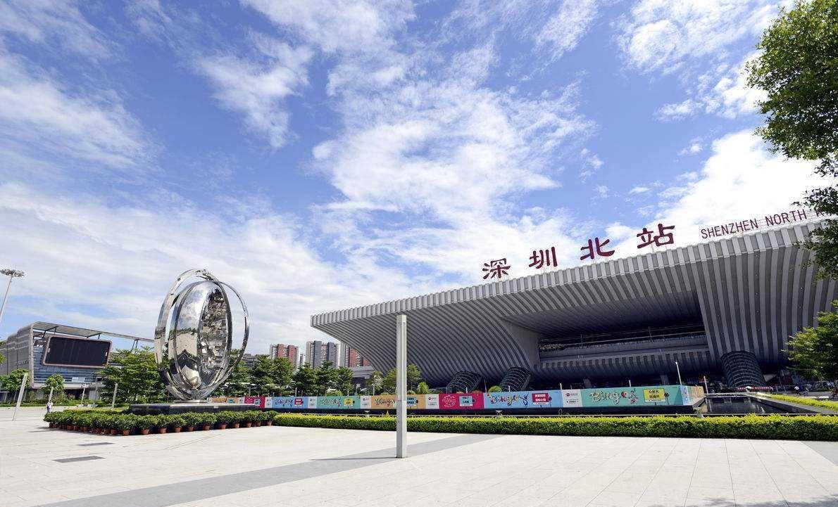 深圳北站节前尚有少量余票
