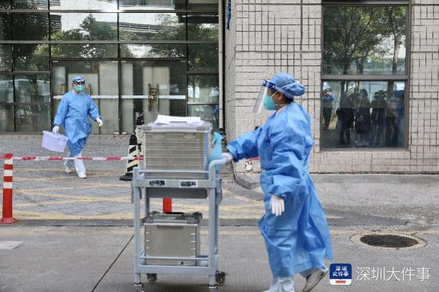 省指导组赴深圳监督指导,专家预判深圳能应对返工潮下的疫情高峰