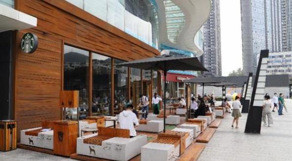 探访深圳福田健康消费专区:户外就餐受热捧,未来或将推户外市集