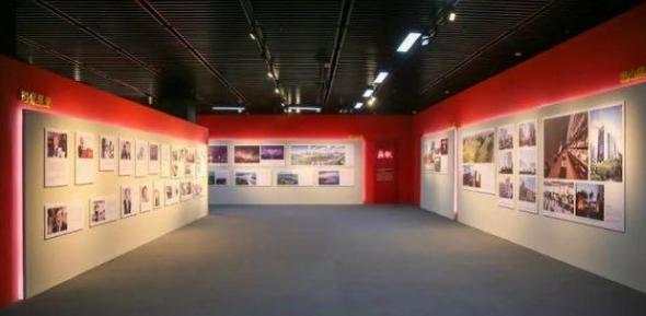 南山博物馆恢复开放,南山建区30年图片展复展