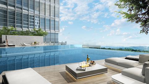 深圳国际会展中心皇冠假日酒店5月1日对外试营业
