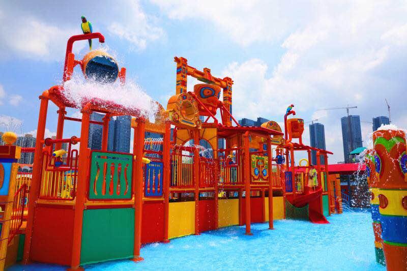 夏日避暑游清凉首选,6月10日深圳欢乐谷玛雅水公园开放