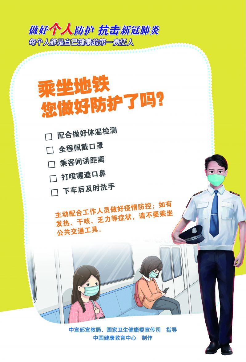 【图说我们的价值观】新冠肺炎疫情防护知识宣传(3)