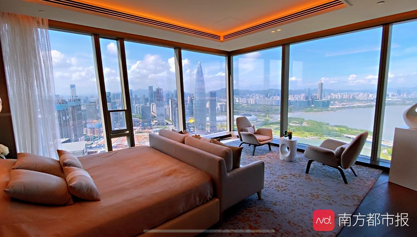 探秘顶级豪宅深圳湾1号,上楼顶就能坐直升飞机