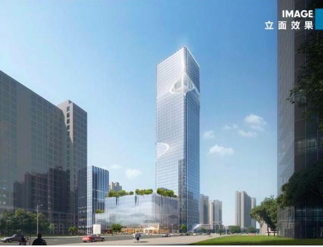 """坪山将建250米高""""坪山之眼"""" 集办公酒店购物文化为一体"""