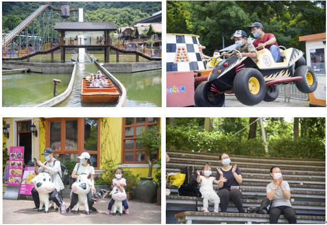 东部华侨城端午假期共迎客逾3.8万人次