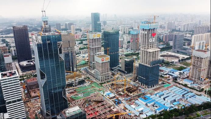 疫情下,广州写字楼市场表现好过北上深!这个区域租金逆市上涨